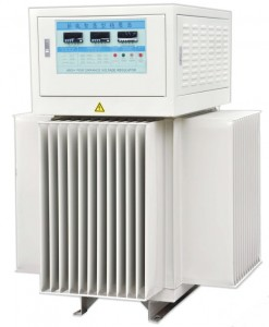Induction Voltage Regulator (Three-phase Series)